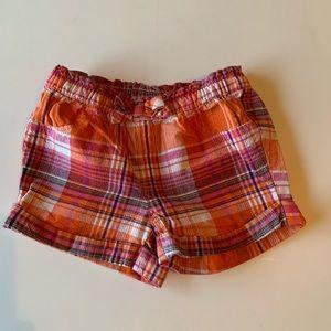 EUC Gymboree Plaid Bubble Shorts Size: 2T